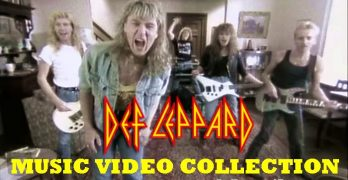 Def Leppard Music Videos (Collection Of Band's Official Videos)