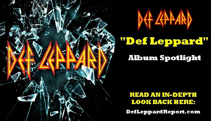 Def Leppard self-titled album spotlight