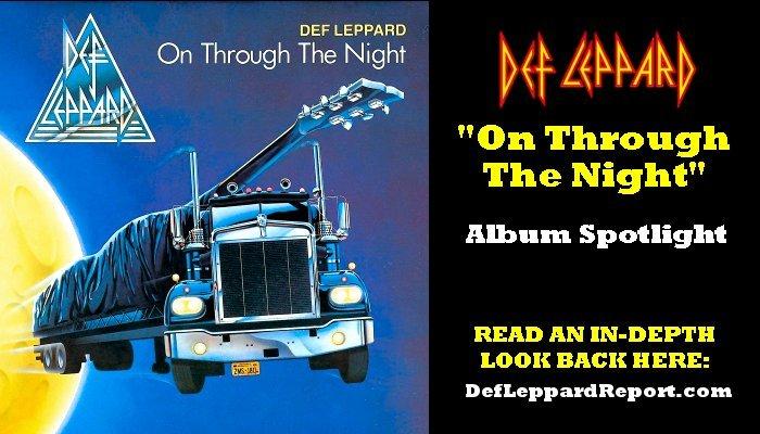Def-Leppard-On-Through-The-Night-Album-spotlight